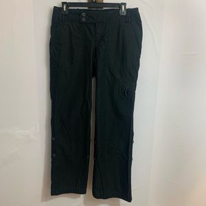 The North Face Libra Cargo Pants Black Size 6